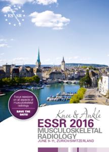 ESSR in Zurich 9.-11. Juni 2016 – Register now