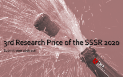3rd SSSR Research Price 2020