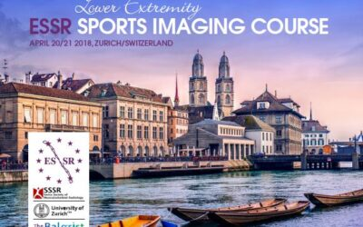 ESSR Sports Imaging Course 2018: Registration open