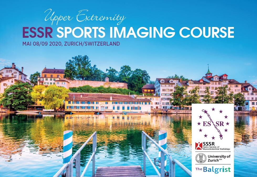 ESSR Sports Imaging Course 2020